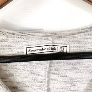 Abercrombie & Fitch Dresses - A&F Gray Long Sleeve Dress